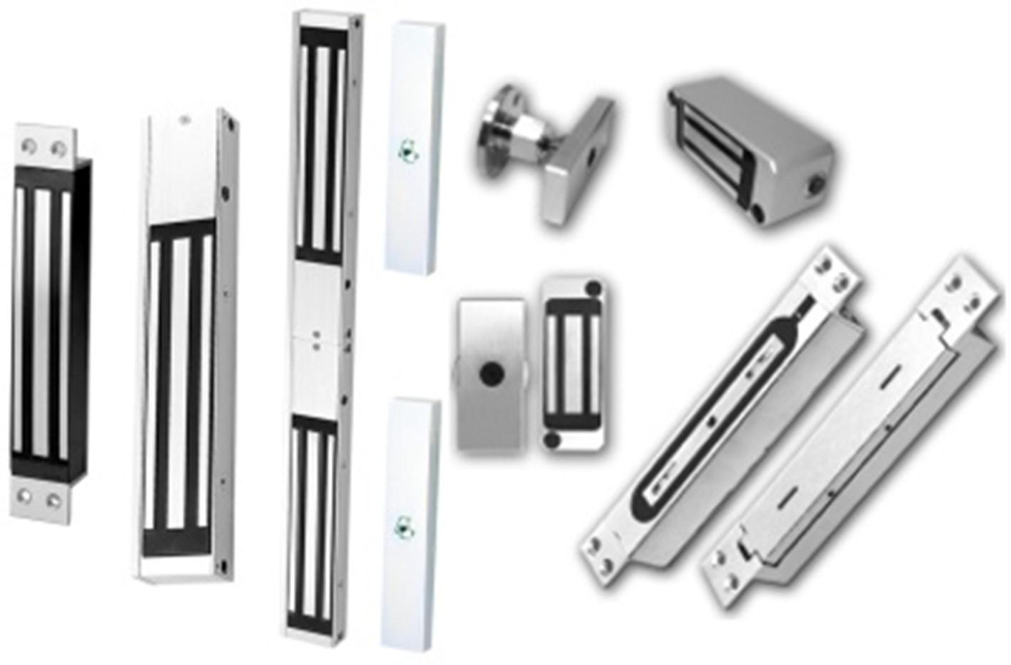 door mag electric magnetic door lock esx 600 wireless. Black Bedroom Furniture Sets. Home Design Ideas